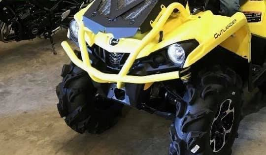 Bumper/bars on the 850 fit on the 570?