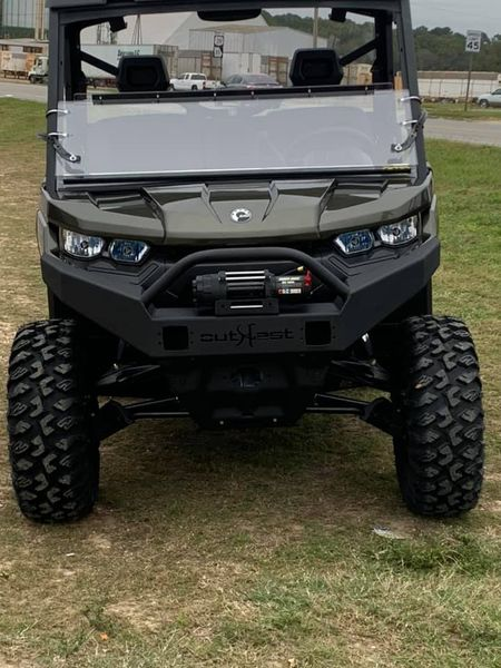 Bumper for Can Am Defender