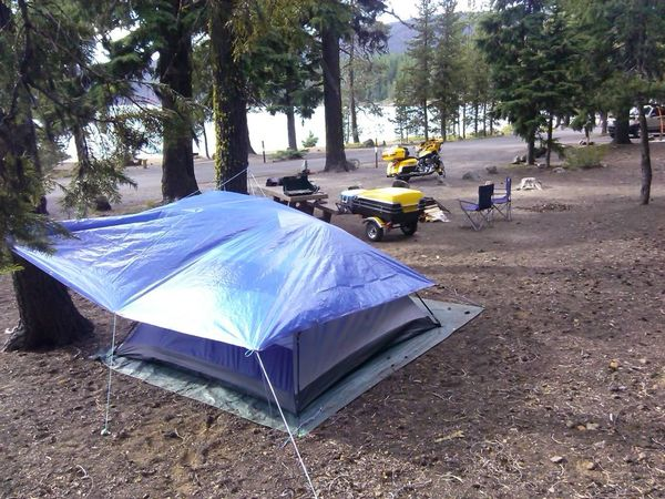 Camping Northern Ca. Coast and Redwoods