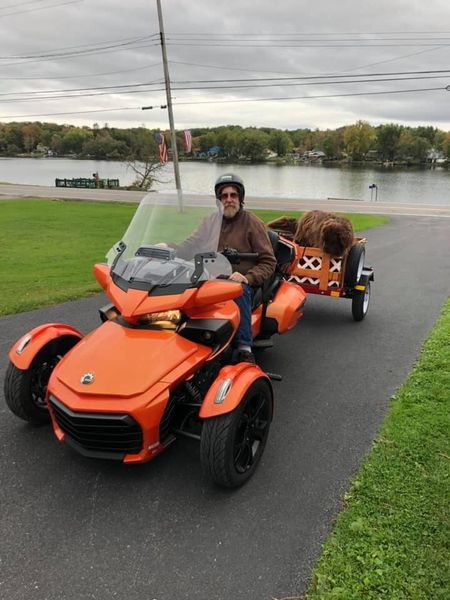 Can-Am puppy express done