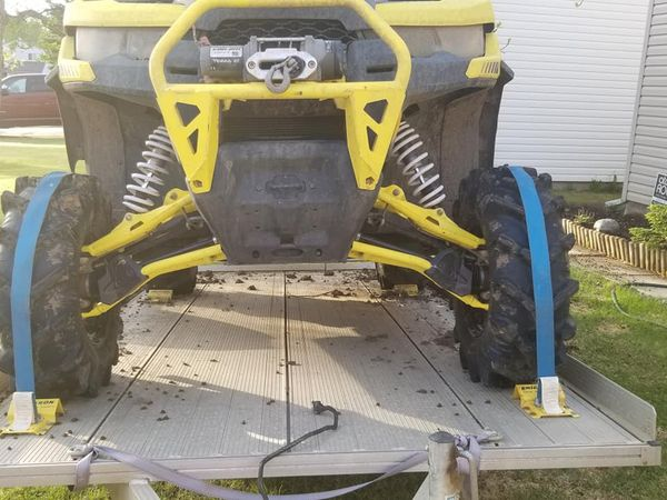 Just installed a set of rzr fox shocks.