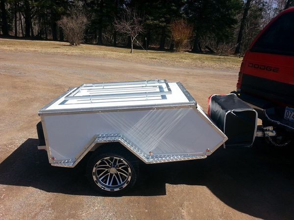 My new camping trailer