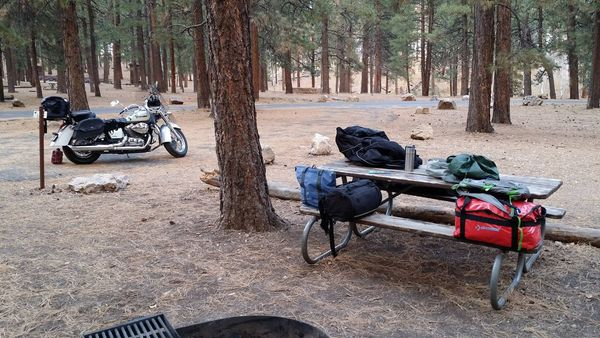 North Rim of the Grand Canyon Review