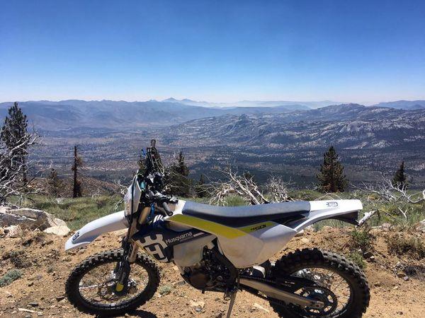 Serious rides 500cc enduro?
