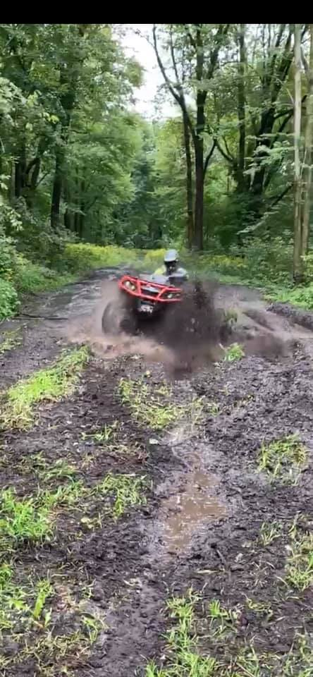 Stock height 850 2019 Can Am