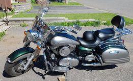 2008 Nomad 1600