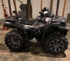 2019 CForce 600 27 inch tires