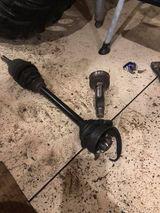 Anybody tried using Yamaha rhino axles ?