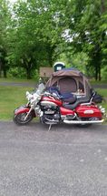 Best motorcycle tent to use ?