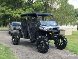 Can Am Defender HD8 or HD10?
