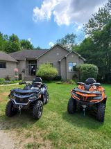CF MOTO 600 and 800