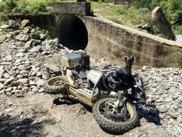 Do aftermarket upper crash bars do anything?