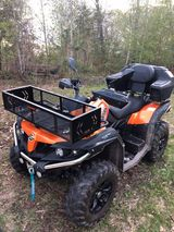 Do any of you reccomend a seat box for a CF Moto 400NK?