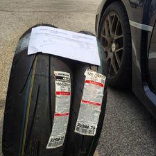 Dunlop Sportmax Q3 for YZF R1?