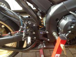 HRC rear brake reservoir kit on a 5vy?