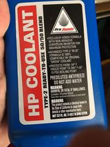 If it matters what coolant I use in it?