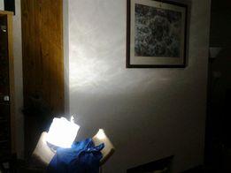 Lighting in camp