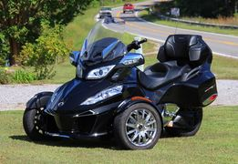 My New Can-Am Spyder F3 S