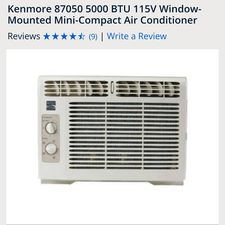 What a/c units are most using,size and weight?