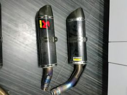 What exhaust should I run for R1?