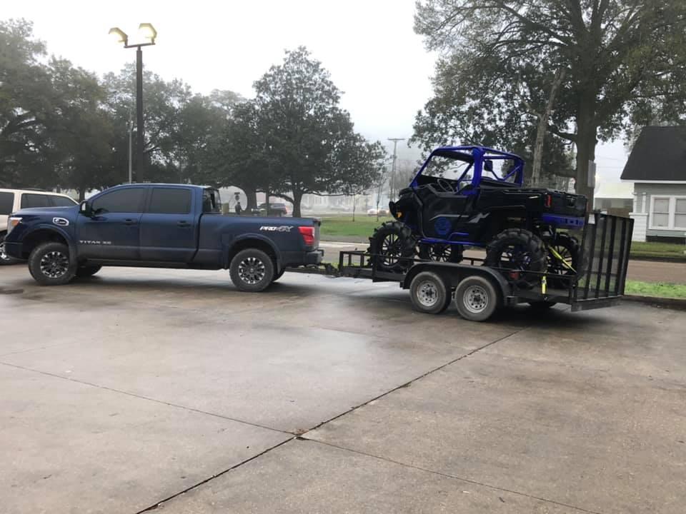 Tractor Supply Trailer