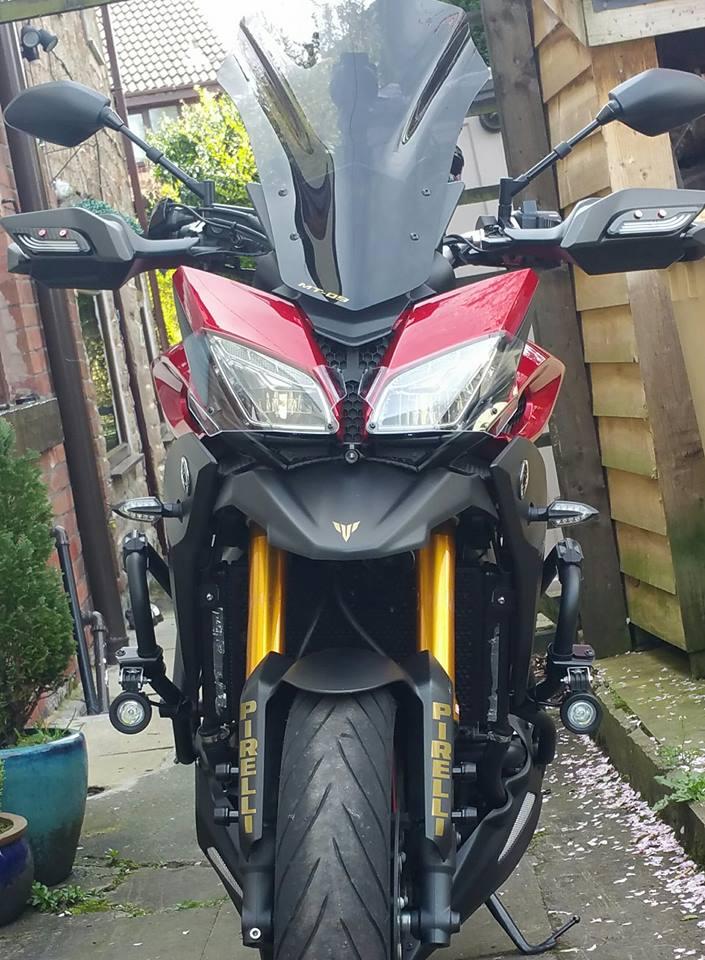 Brembo SP Sintered Rear Brake Pads Honda CBR500 R Twin 2016