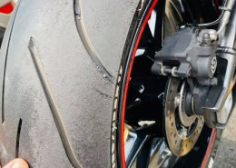 Tyre wear question for YZF R1